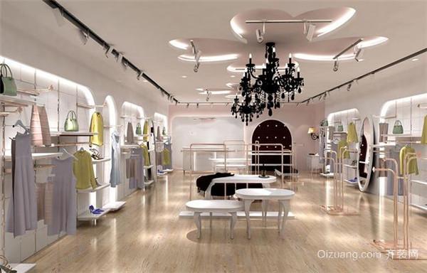 杭州服装店装修公司