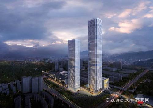 深圳福田区新楼及房价之中洲滨海商业中心