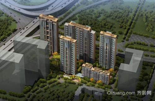 深圳福田区新楼及房价之深物业金领