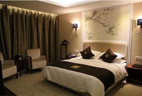 昆山快捷酒店一个房间装修多少钱