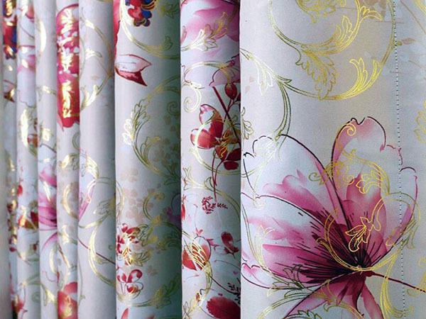 窗簾布料哪種最好