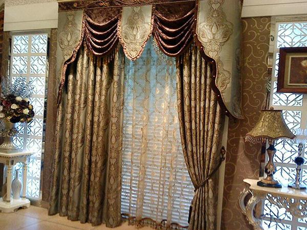 2019窗簾布料種類和價格表