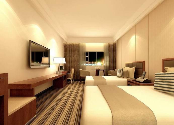 酒店装修效果图2