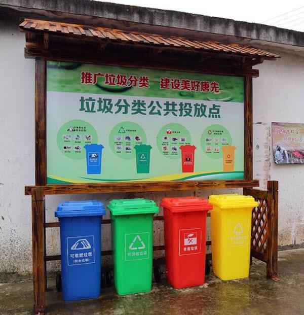 垃圾分类新标准和意义