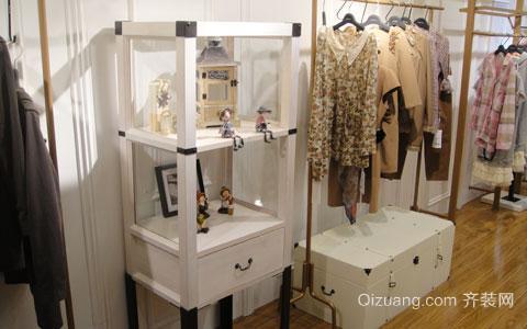 长春服装店装修流程之初步设计