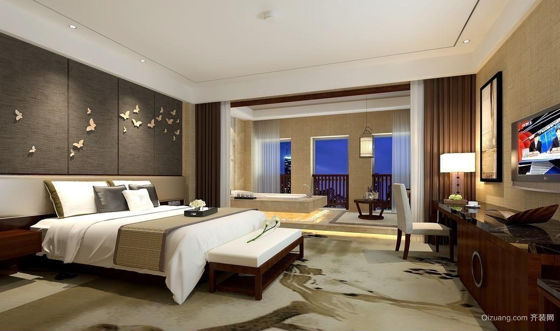 芜湖酒店装修效果图2