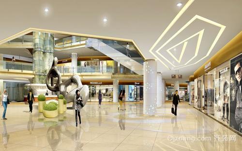 广州商场装修设计之创造主题意境