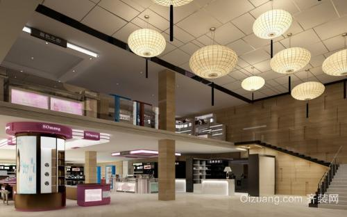 商场装修设计细节之采光
