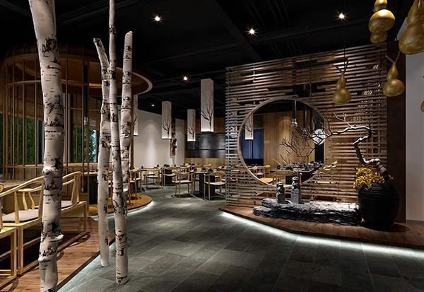 南京100平米饭店装修设计多少钱