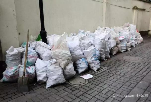 奉化装修垃圾清运费