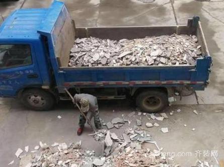 奉化装修垃圾