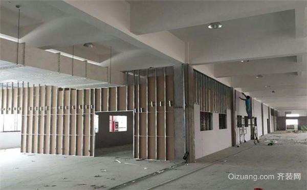 杭州厂房装修步骤
