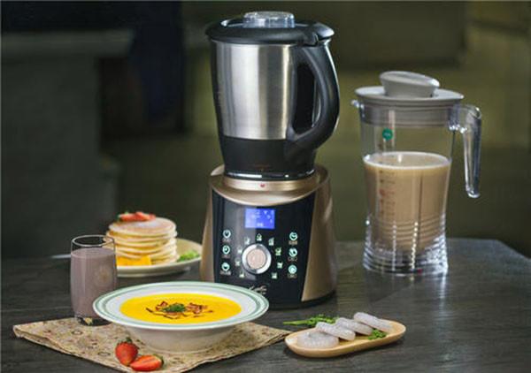 破壁料理机和豆浆机有什么区别