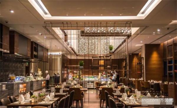 杭州饭店装修