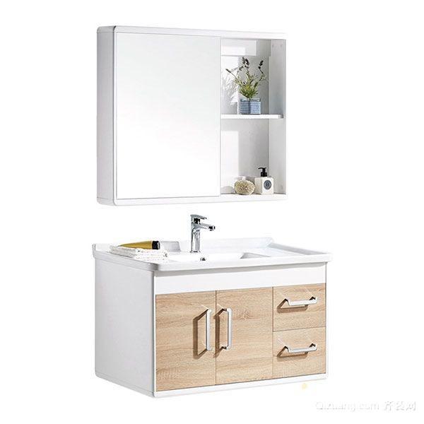 福州常见浴室柜图