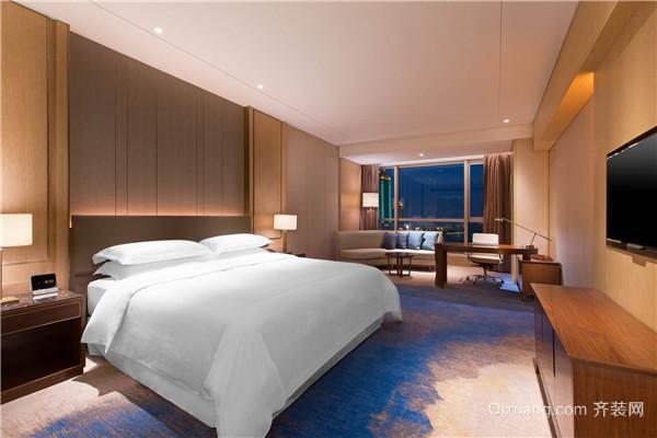 佛山星级酒店卧室装修效果图