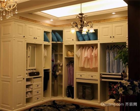 定制衣柜尺寸怎么定