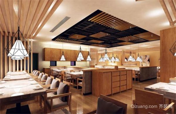 韩式饭店装修风格
