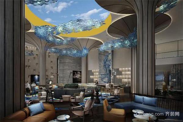 无锡酒店装修设计