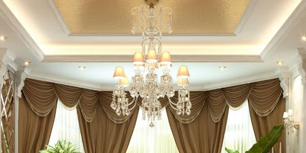 客厅装什么灯好看又实用