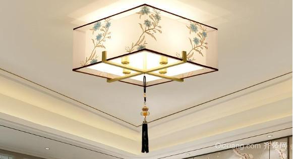 客厅灯具选择哪些