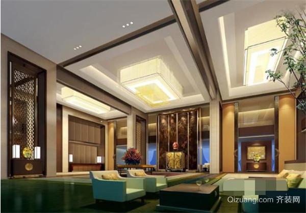 酒店休息室