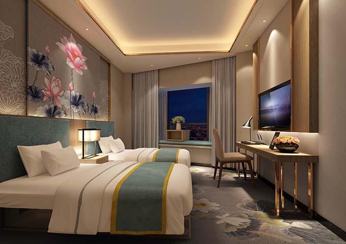 芜湖酒店装修设计理念