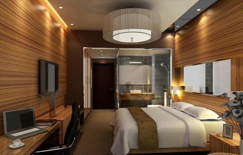 宾馆装修设计精品风格效果图