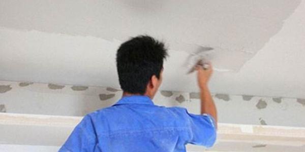 房子刷墙流程