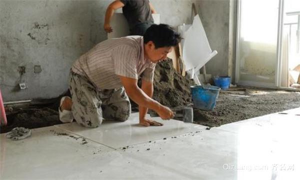 杭州瓦工贴砖多少钱一平