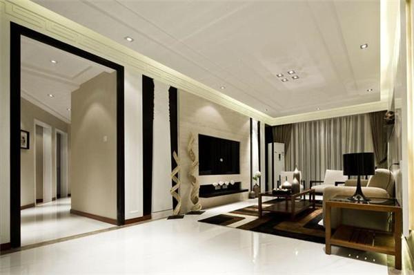 南京金亿嘉装饰现代风格设计案例