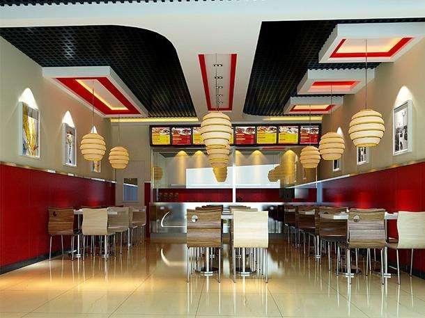 金华小餐饮店怎么装修