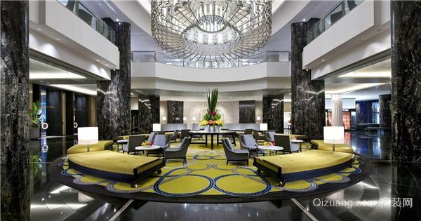 佛山五星级酒店大堂装修标准