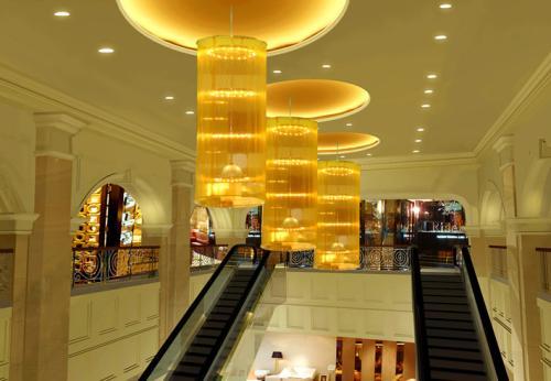 商场装修设计现代简约风格效果图