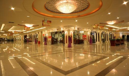商场装修设计古典风格效果图