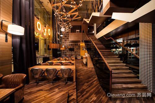 诸暨咖啡厅装修注意事项之店内设计