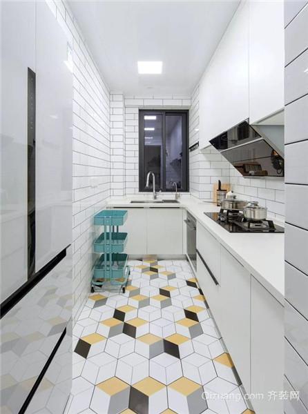 梧州70平米小户型装修厨房效果图