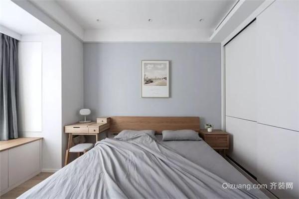 梧州70平米小户型装修卧室效果图