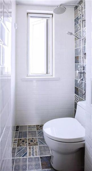南京60平方老房装修卫生间设计效果图