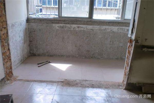 老式旧房原有结构改造