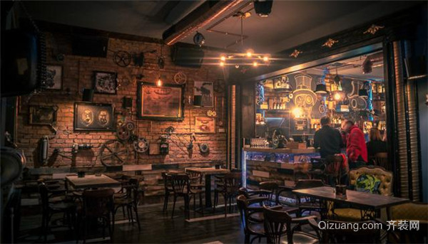 杭州酒吧装修