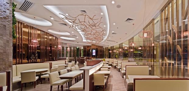 兴化茶餐厅基础装修多少钱