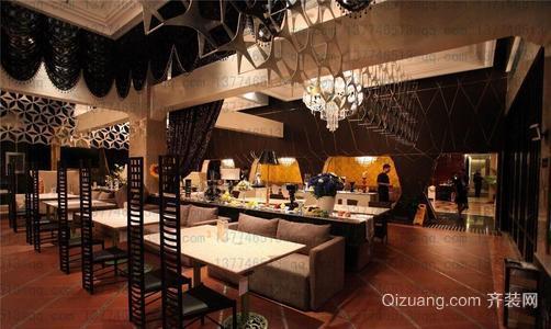 兴化茶餐厅装修灯光多少钱