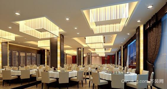 茶餐厅装修省钱技巧之合理空间划分
