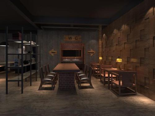 德州咖啡厅装修水电多少钱