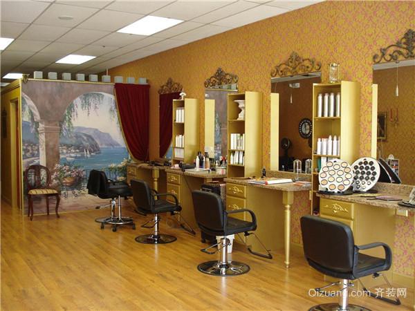 常州装修一个理发店需要多少钱