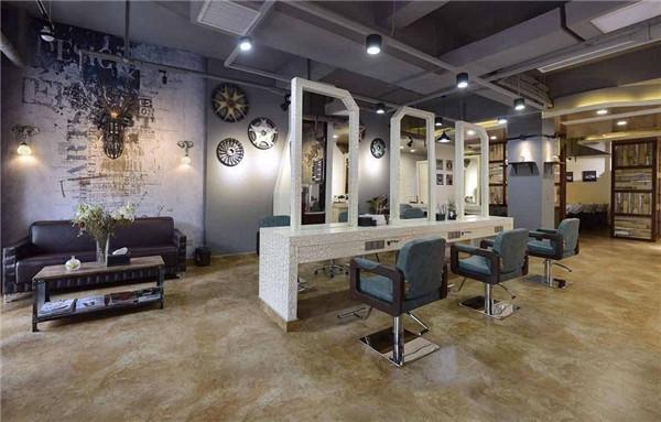 常州理发店装修设计攻略
