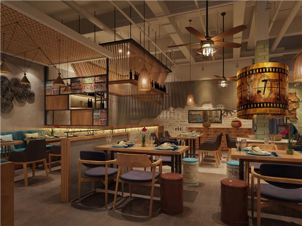 绍兴餐厅装修设计攻略