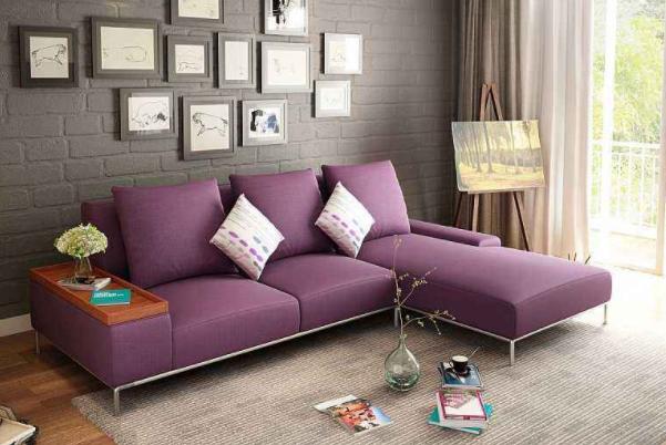 布艺沙发颜色搭配技巧