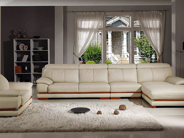 客厅沙发什么颜色大气上档次
